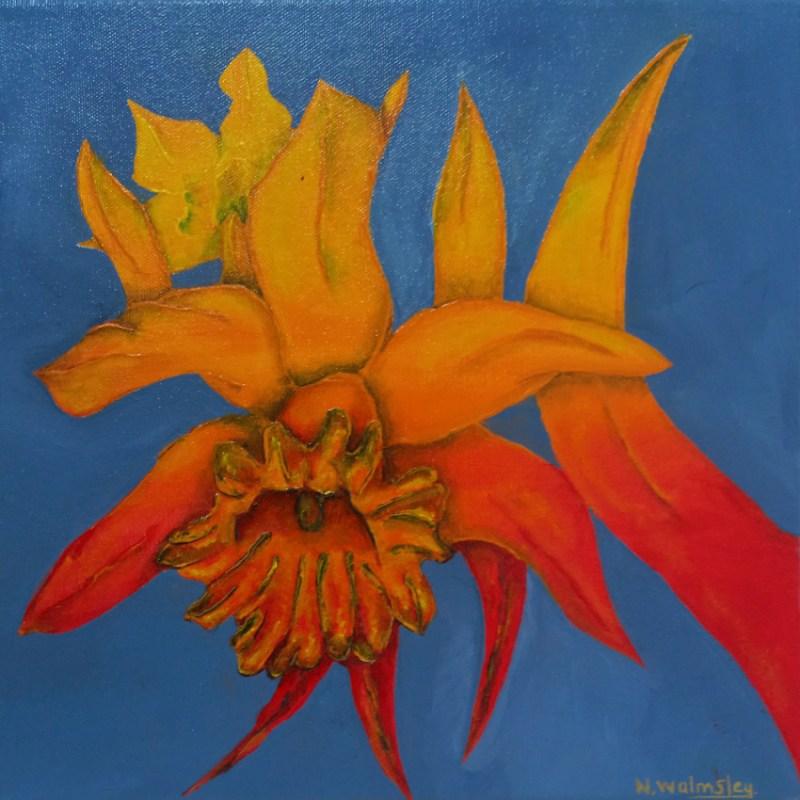 The Studio Art Gallery   2021 Mandela Day Block Art Exhibition   Natalie Walmsley - Proud Narcissist