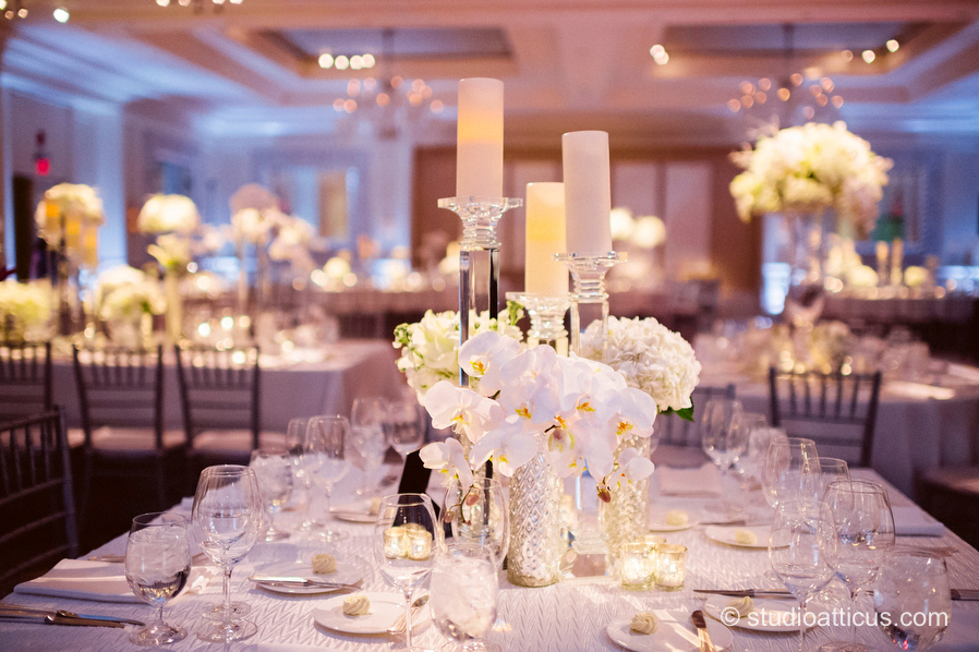 Kerry  Matts New Years Eve wedding at the Four Seasons