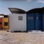 /temporary Solid Waste Treatment Facility for Syrian refugees/lebanon 2014-2015