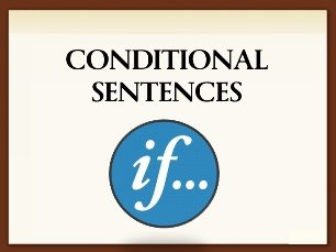 bentuk conditional sentences