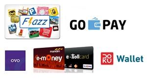 alat pembayaran non tunai dengan uang elektronik