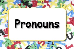 pronoun illustration