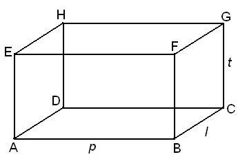 dimensi tiga balok