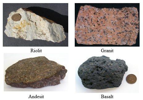 contoh batuan beku