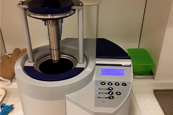 strumento per sterilizzazione