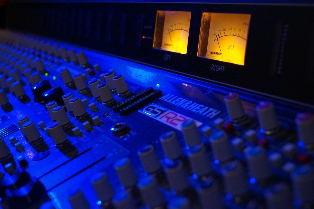 allen-heath-mixing