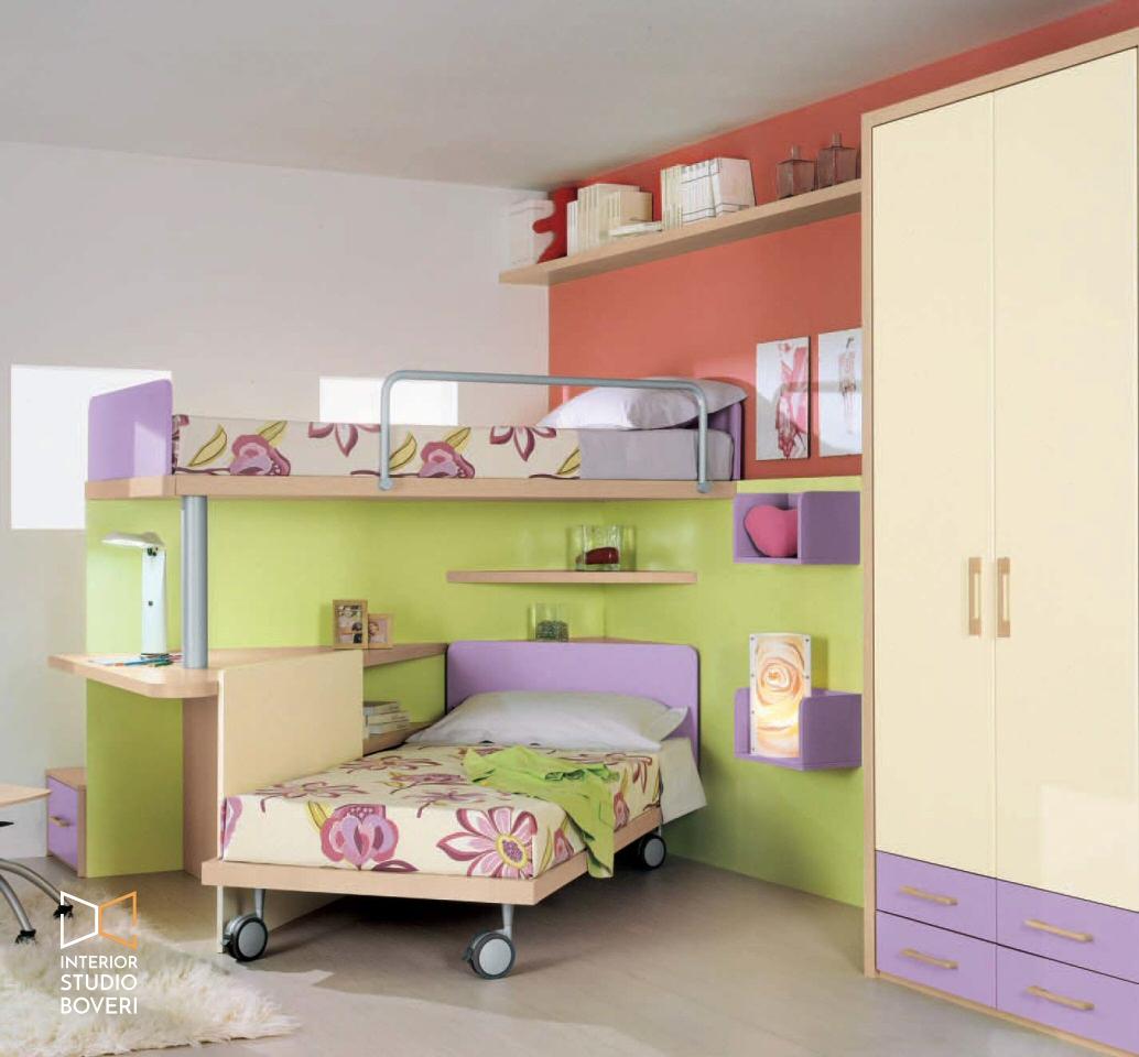 Arredamento camerette bambini idee per la tua casa