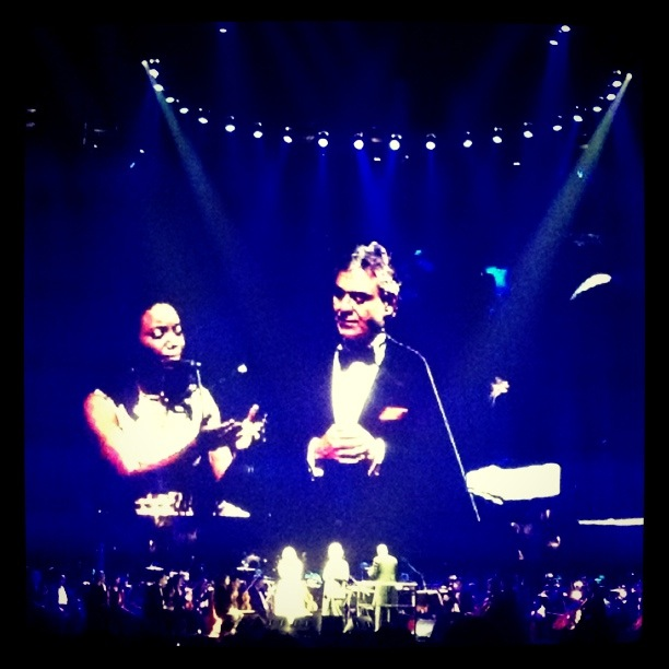 Andrea Bocelli In Concert Miami Day After Valentines Day