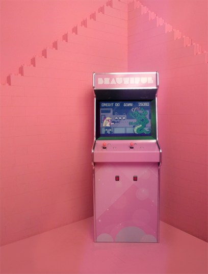 Arcade Sailor Moon Studio Carabas