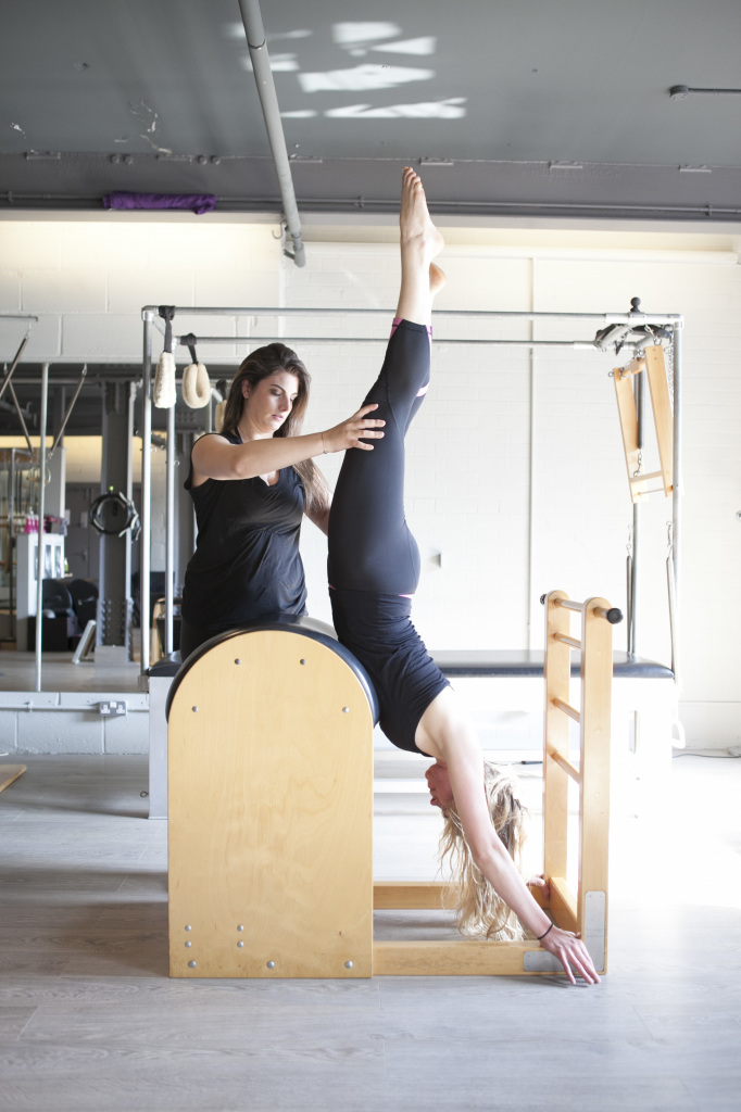 Pilates Ladder Barrel  Exercises  Workouts  About