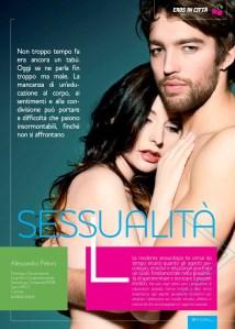 Articolo di introduzione sulla Sessuologia, scritto dal dott. Alessandro Petrini, uscito su rivista Pharmamagazine nel 2015 per la rubrica Eros in città