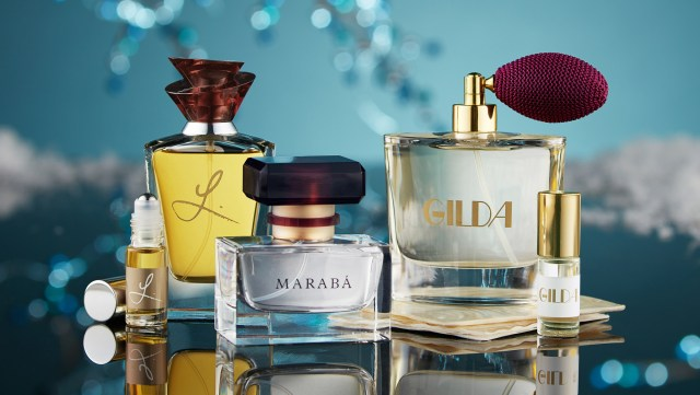 fragrance perfume bottles