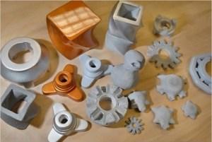 PEZZI COSTRUITI CON STAMPANTE 3D