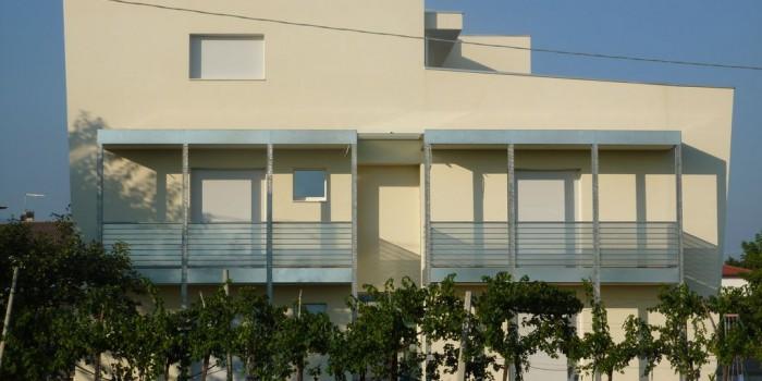 Casa in legno ecologica passiva ad Isera Trento casa in bioedilizia vicenza