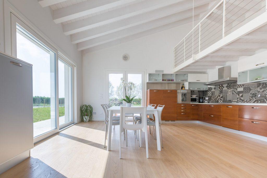 costi prezzi reali di costruzione consuntivi chiavi in mano casa ecologica passiva in provincia