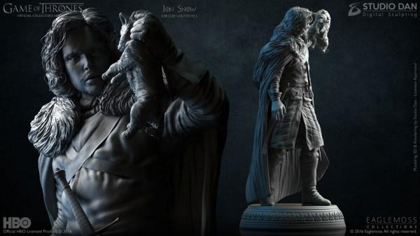 Games Of Thrones Studio Dan Digital Sculpting