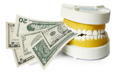 Root canal money