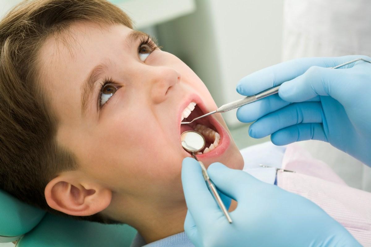 Pedodonzia - studio dentistico forcellini dalla corte