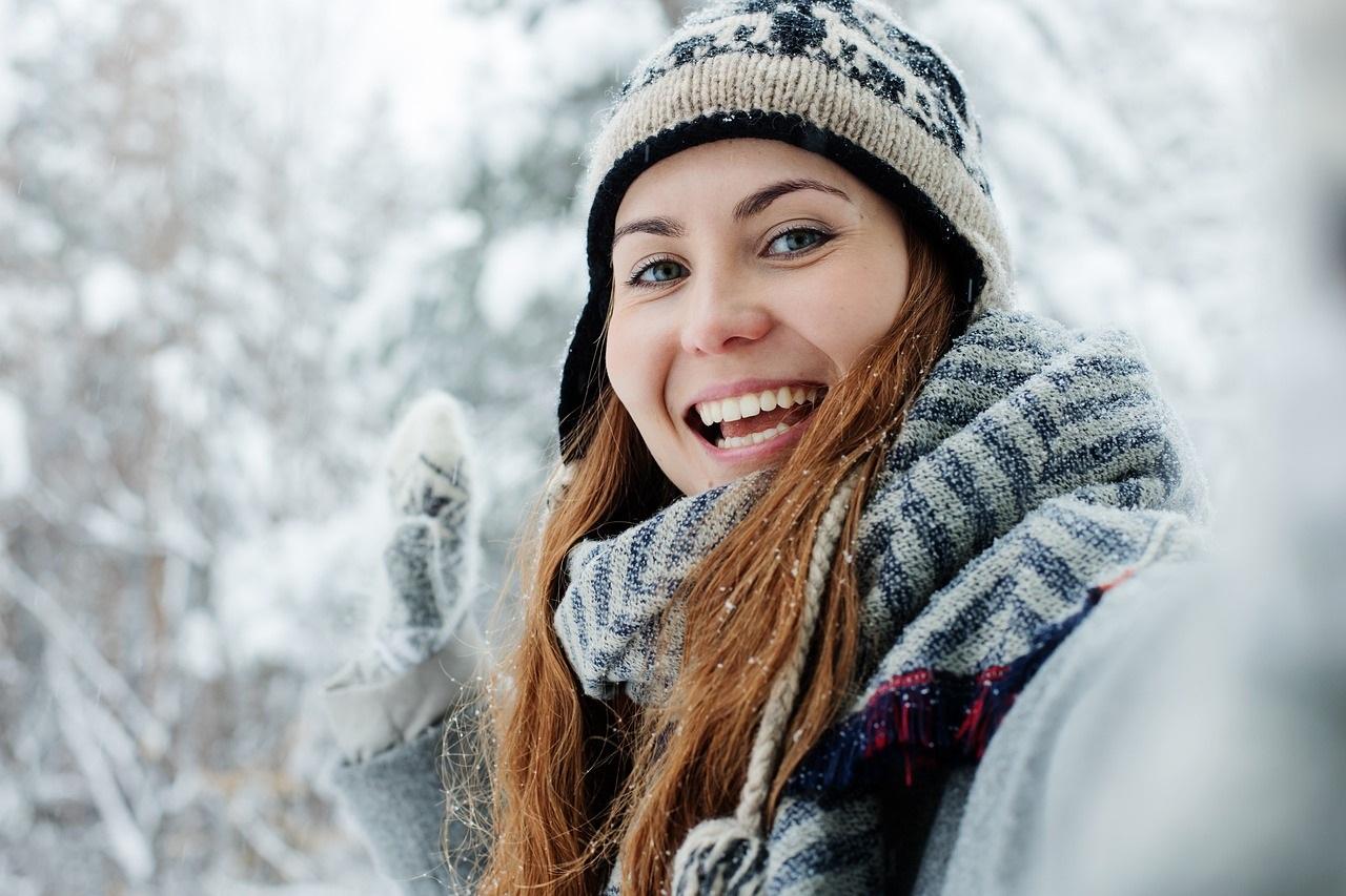 Anche i denti soffrono il freddo invernale: le cause ed i possibili rimedi