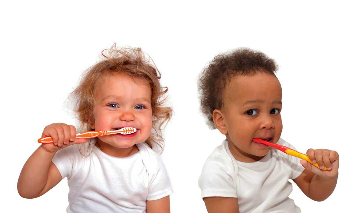 denti dei bambini