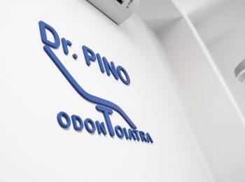 Il logo a parete