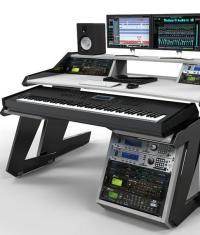 Home Studio Desk Workstation Furniture