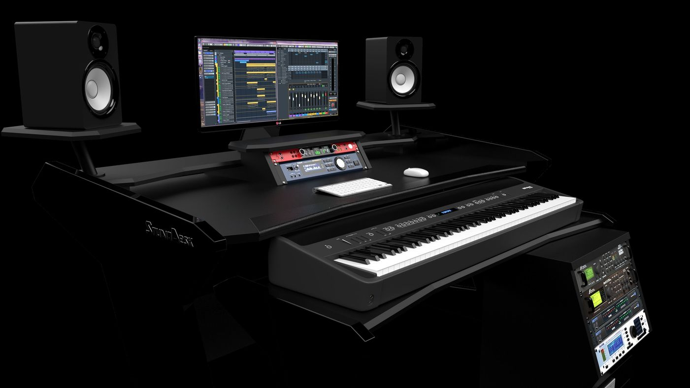 Best Music Production Desks Workstation You Deserve Studiodesk