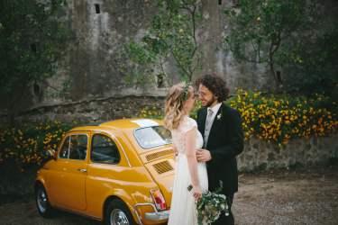 Giulio + Jenny // Matrimonio a Vietri - Studio D'Essai