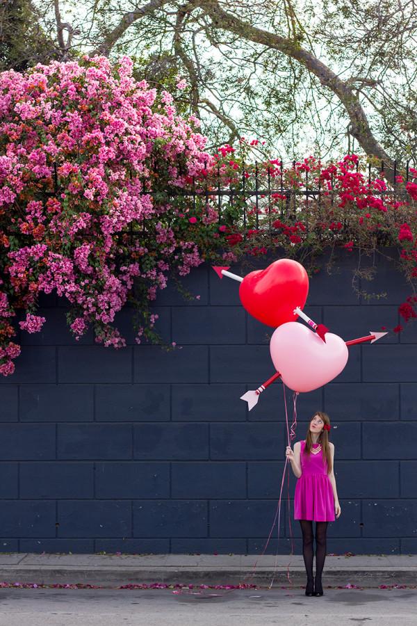 De DIY gigante Cupido flecha Globos