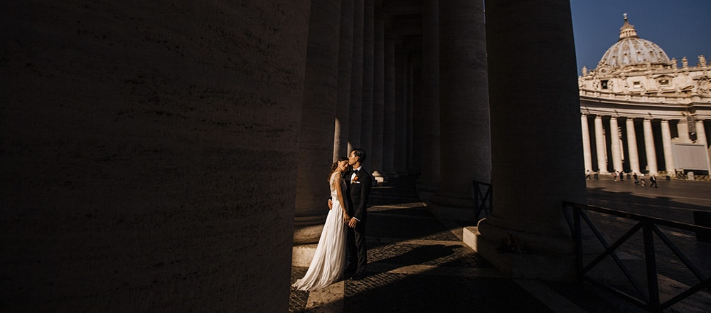 Becky & Vu - A True Croatian and Italian Destination Wedding