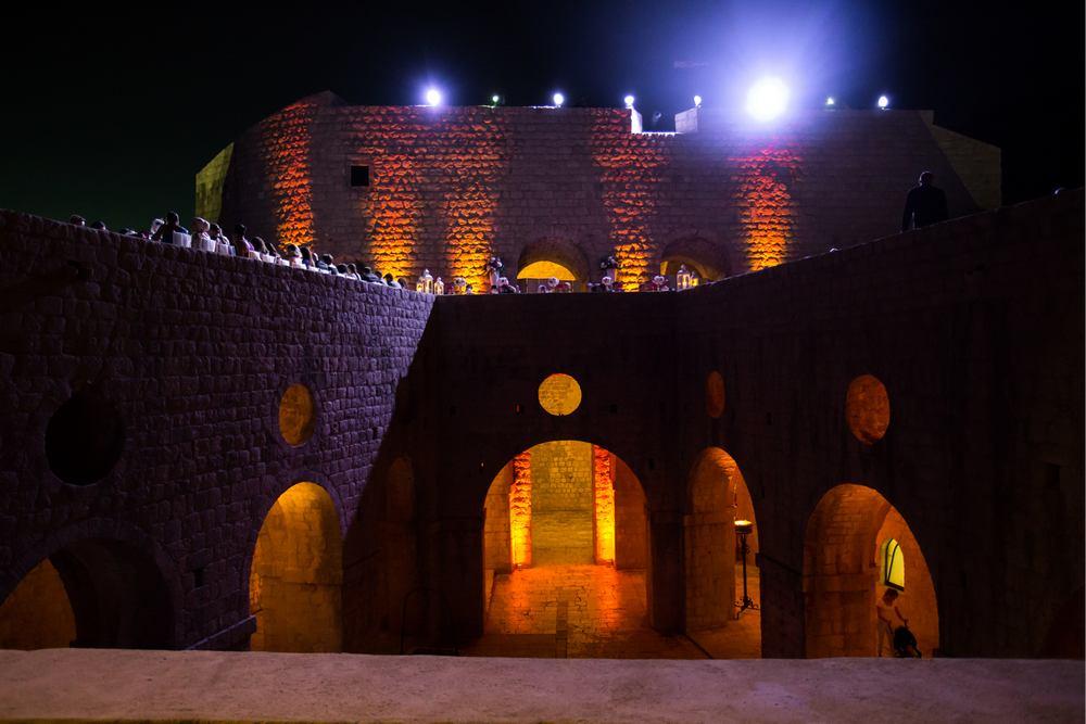 Lovrjenac Fortress Wedding in Dubrovnik