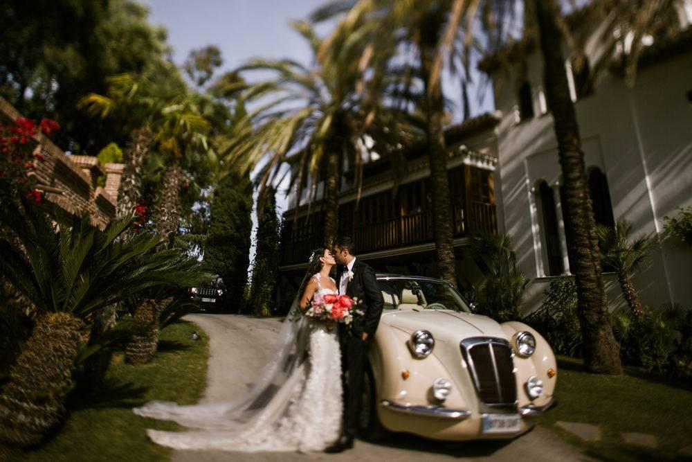 Wedding in Malaga, Marabella wedding venue