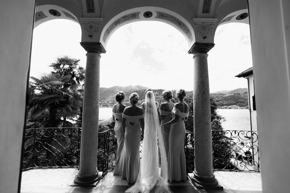 Gorgeous Villa Gippini wedding venue captured by Lake Como photographer