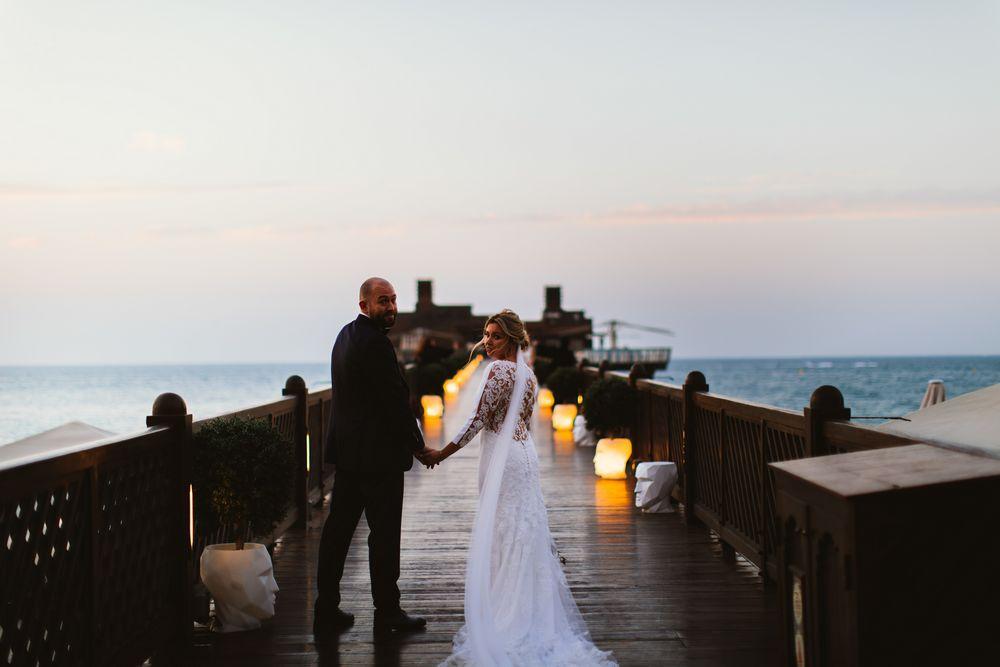 Russian wedding in Dubai