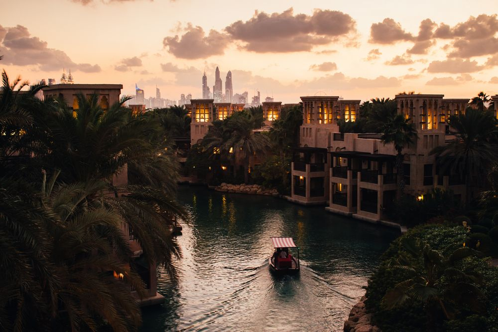 Beautiful Dubai landscapes by Dubai photographer