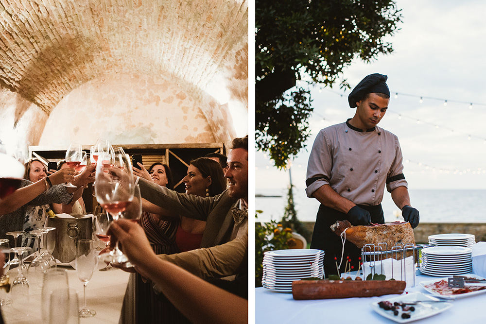 Culinary Croatia by weddings in Croatia