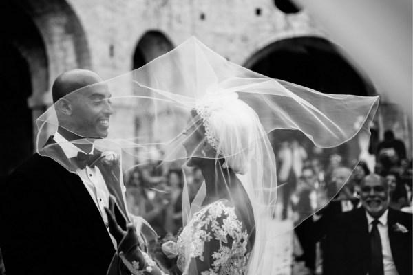 Fort Lovrijenac destination wedding in Dubrovnik
