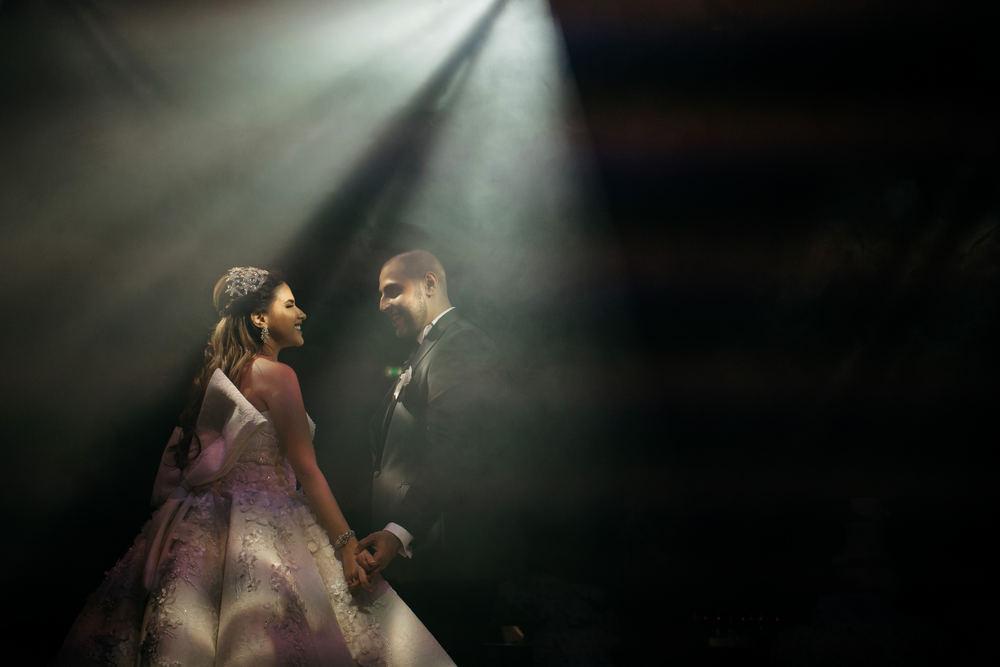 Saudi weddings in Dubai captured by Dubai wedding videographer