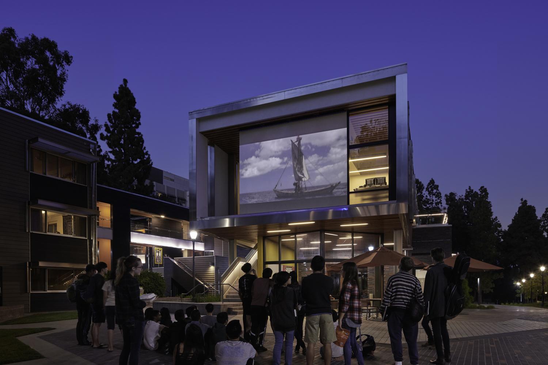 Studio E Architects Ucla Saxon Suites