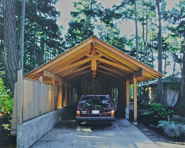 How to Build Carport Additions PDF Plans