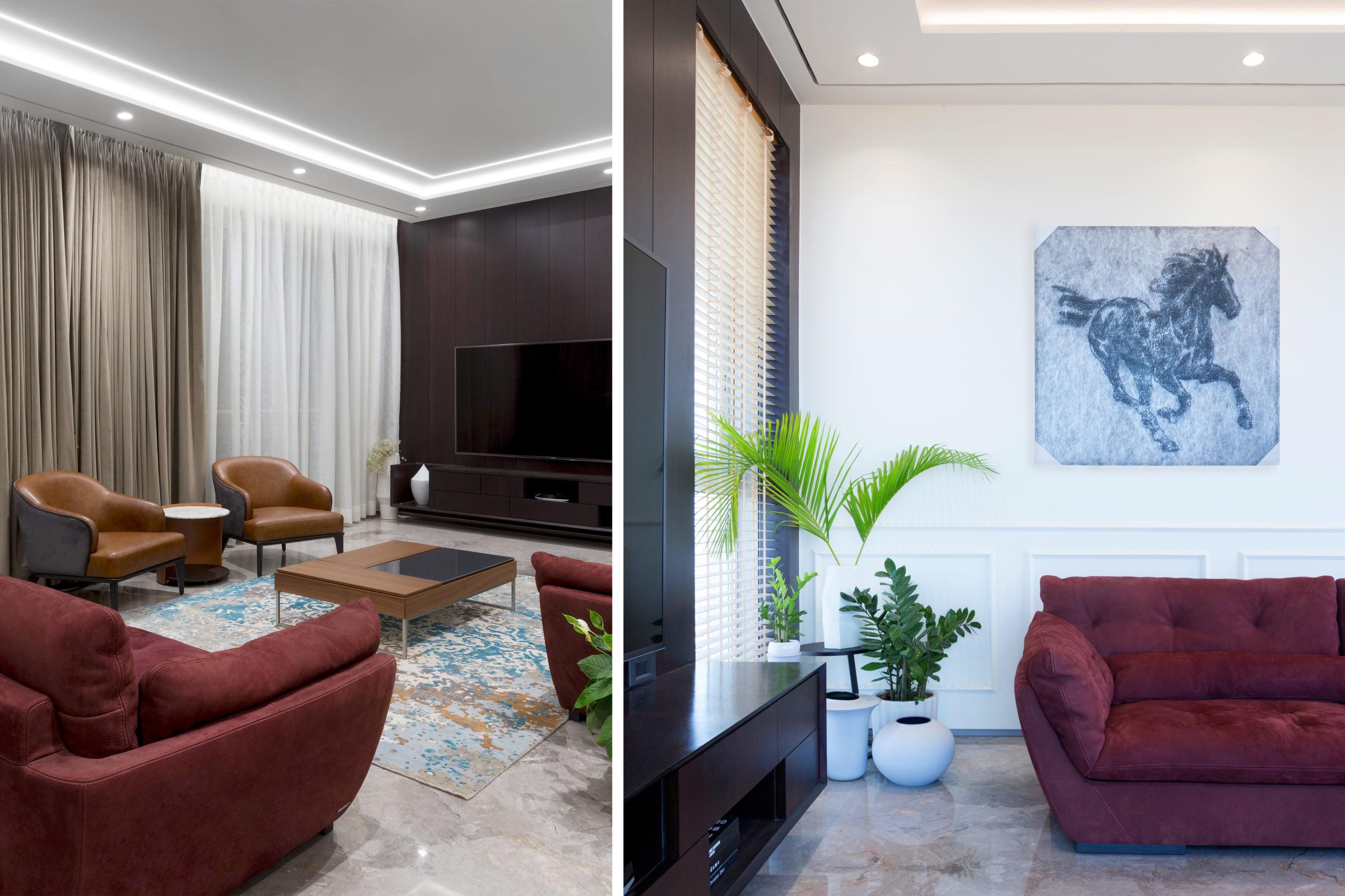 Living Room – Details