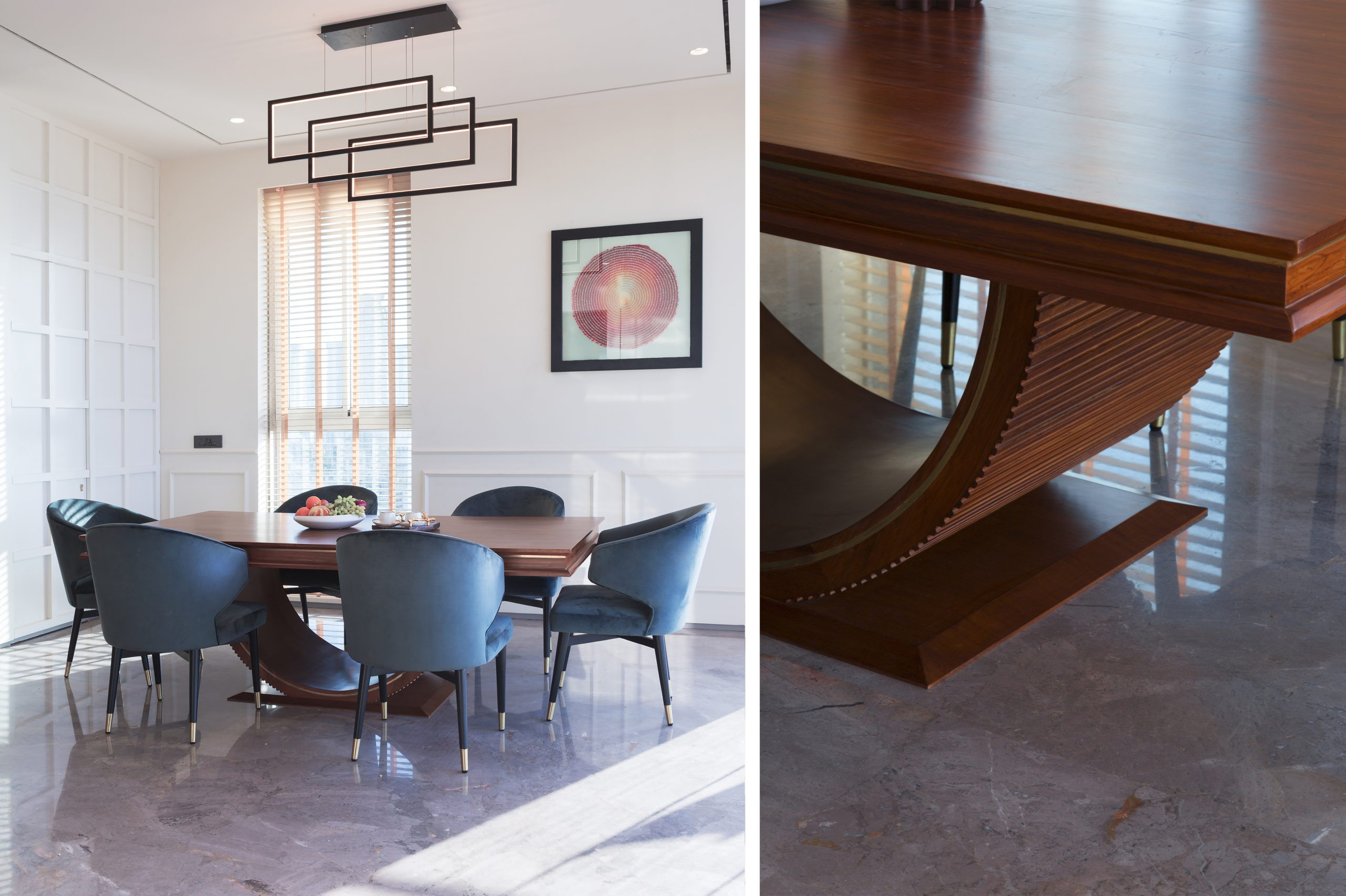 Dining Space – Details