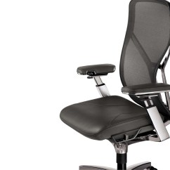 Allsteel Task Chair Queen Anne Cover Acuity - Studio Fifield