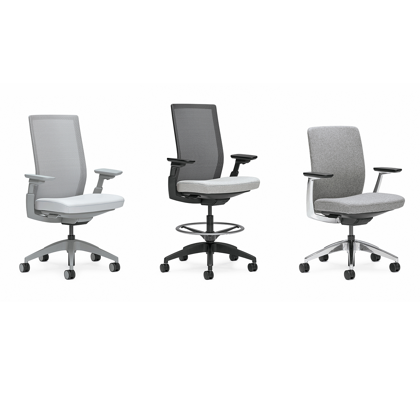 allsteel access chair best type of after back surgery evo studio fifield 1