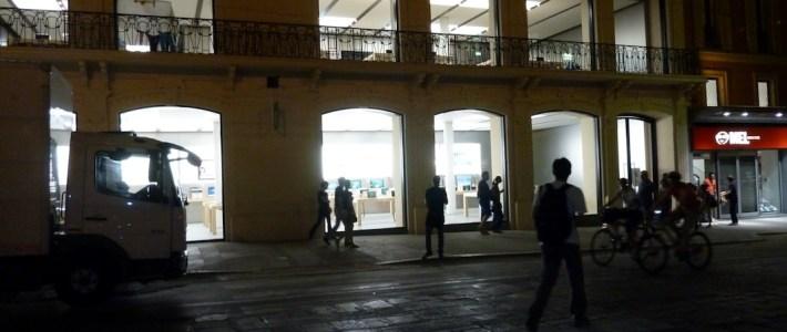 Nuovo Apple Store a Bologna