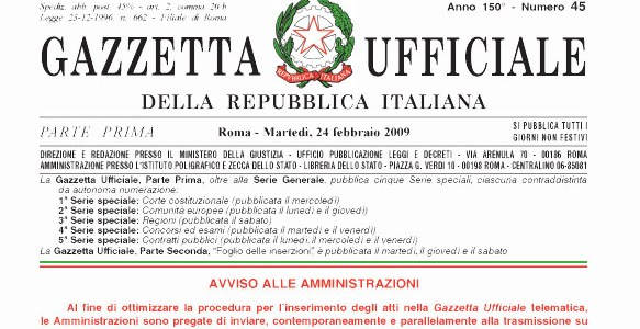 New legal fees approved in Italy
