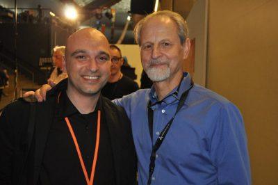 Francesco e Eddy Kramer
