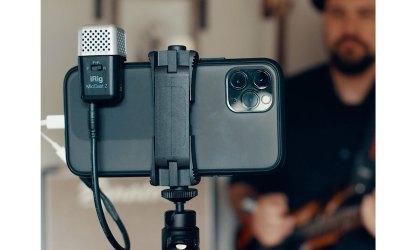 Live Web pt.1, cosa acquistare per migliorare l'audio dello smartphone.