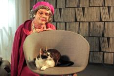 RokkiBingoMummo ja kissa