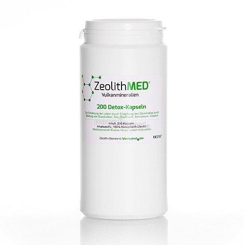 Zeolith Med - Detox - Capsule